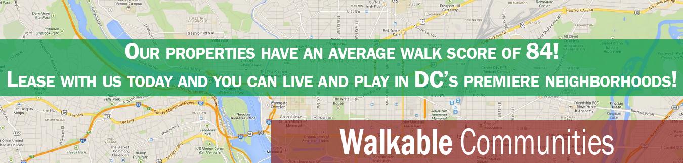 UIPPM Walk Score Avg 84