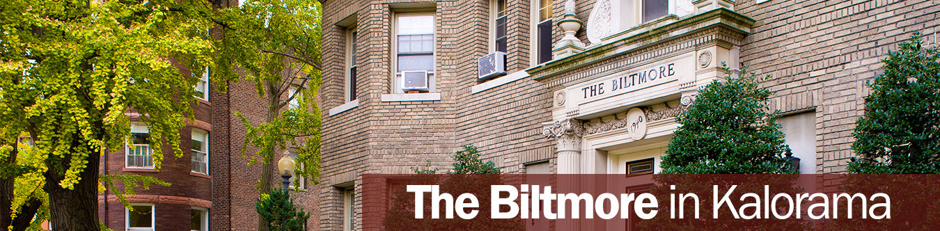 The Biltmore in Kalorama